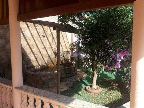 Chácara Com 4 Dormitórios À Venda, 1500 M² Por R$ 960.000,00 - Maracanã - Jarinu/sp - Ch0072