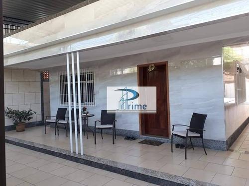 Casa Com 3 Dormitórios À Venda Por R$ 730.000,00 - Gradim - São Gonçalo/rj - Ca0668