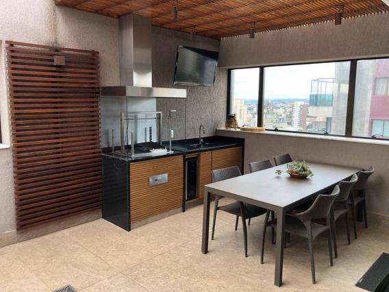 Cobertura Com 2 Dormitórios Para Alugar, 115 M² - Cambuí - Campinas/sp - Co0057