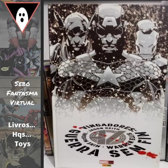 Hq Vingadores: Guerra Sem Fim Warren Ellis Marvel Mxthq