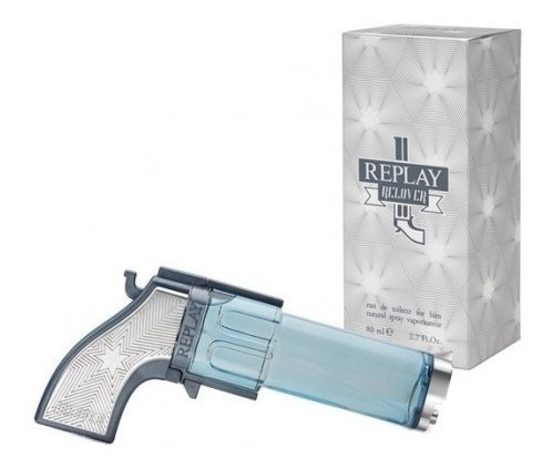 Perfume Replay Relover Edt M 80ml
