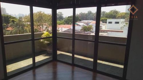 Apartamento Com 4 Dormitórios À Venda, 267 M² Por R$ 1.908.000,00 - Chácara Santo Antônio (zona Sul) - São Paulo/sp - Ap47671