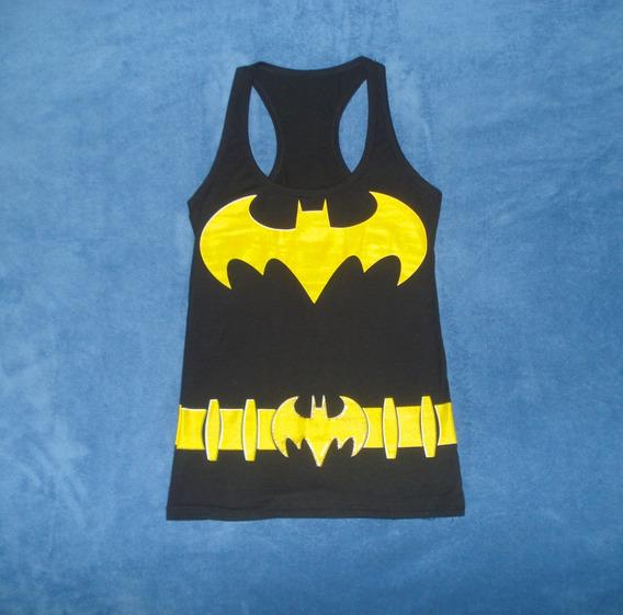 Blusa Camiseta Playera Batichica Batgirl Batman