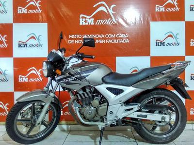 Twister 250 Cinza 2008