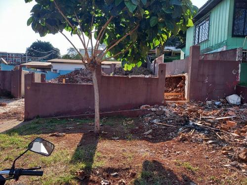 Imagem 1 de 8 de Terreno À Venda, 360 M² Por R$ 240.000,00 - Centro - Foz Do Iguaçu/pr - Te0363
