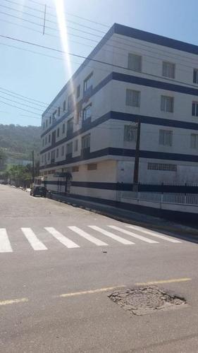 Apartamento Com 1 Dormitório À Venda, 52 M² Por R$ 160.000 - Centro - Mongaguá/sp - Ap0092