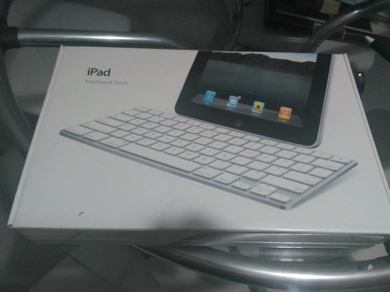 Teclado Dock Apple iPad - Novo Lacrado!