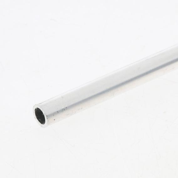 2x 50cm X 6063 Aleación De Aluminio Al-mg-si Tubo Redondo
