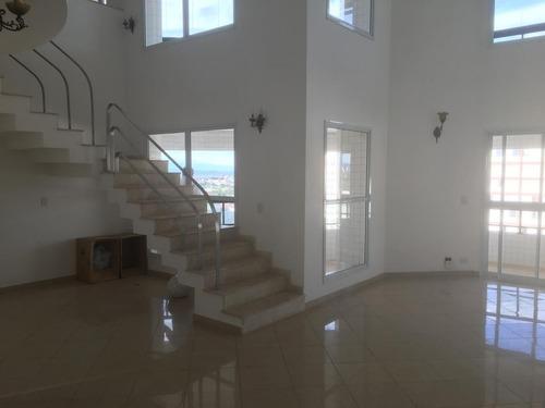 Imagem 1 de 30 de Cobertura Com 4 Dormitórios À Venda, 315 M² Por R$ 1.800.000,00 - Vila Adyana - São José Dos Campos/sp - Co0058