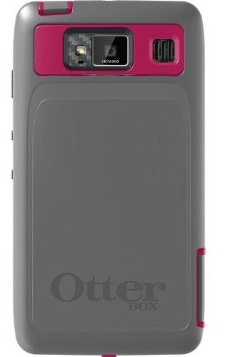 Imagen 1 de 4 de Otterbox Defender Series?-?funda Para Motorola Droid Razr Hd