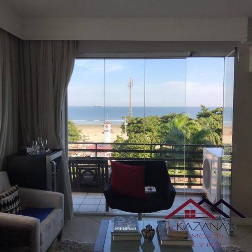 Vista Para O Mar 3 Dormitórios Boqueirão Santos Sp - 4713