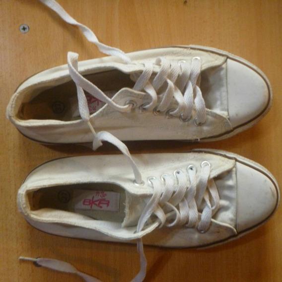Zapatos Converse Dama Usados