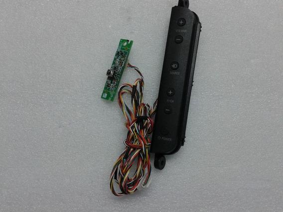 Chave Power Funções Philips 32pfl5604/78
