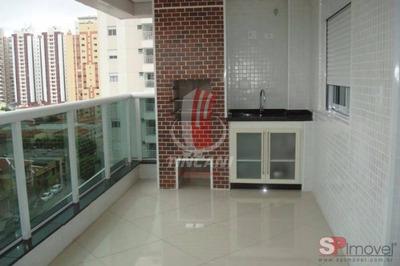 Apartamento Em Condomínio Padrão Para Locação No Bairro Do Tatuapé - 3 Dorms, 1 Suíte, 3 Vagas, 110 M - 1995