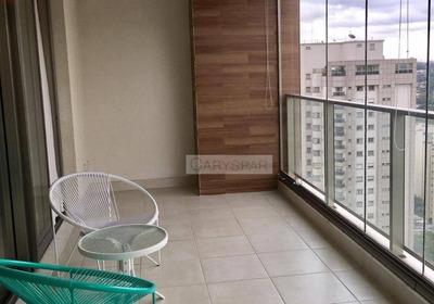 Flat Com 1 Dormitório E 1 Vaga Com 61m² Para Locação - Fl4570