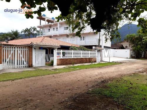 Casa Com 4 Dormitórios À Venda, 250 M² Por R$ 745.000,00 - Lagoinha - Ubatuba/sp - Ca2973