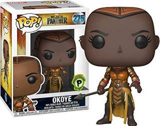 Funko Pop! Okoye #275 Popcultcha Exclusive Black Panther