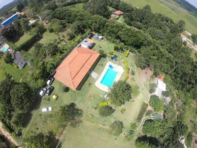 Chácara Rural À Venda, Itapema, Guararema - . - Ch0035