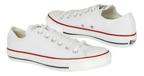 Zapatos Atleticos Y Urbanos Converse Choclo 22-25 Lona Blanc