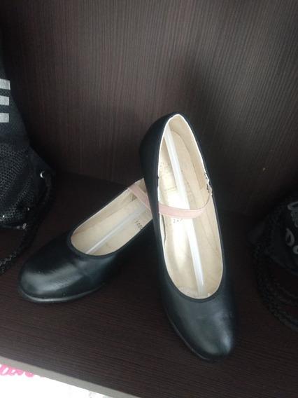 Zapato De Flamenco. Envio Gratis!!!