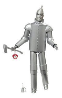 Coleccionista De Barbie Mago De Oz Tin Man Doll
