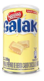 Achocolatado Galak Nestle Ed Limitada 200 Gramas Lançamento