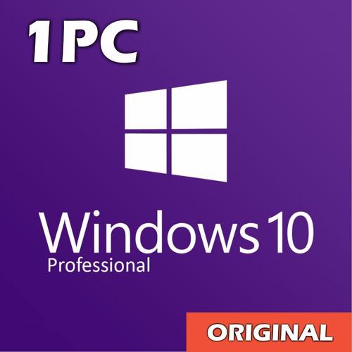Licencia Windows 10 Y Office 2019
