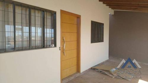 Imagem 1 de 30 de Casa Com 3 Dormitórios À Venda, 210 M² Por R$ 400.000,00 - Jardim Dona Martinha - Arapongas/pr - Ca1198