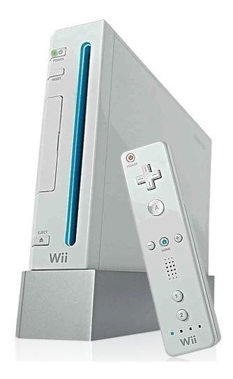 Console Nintendo Wii Com 3000 Jogos E Nota Fiscal
