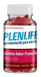 Gomitas De Biotina Y Zinc