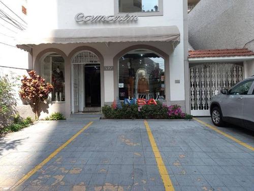 Imagem 1 de 26 de Casa Comercial De 251 M² À Venda No Melhor De Perdizes - Ca0998