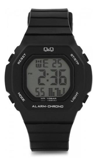 Relógio Q&q By Japan Unissex M137j001y C/ Garantia E Nf