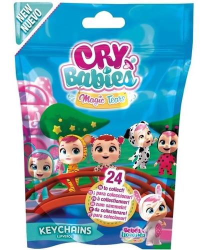 Cry Babies Magic Tears Llavero Coleccionables Wabro Educando