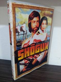 Dvd Shogun - A Série Completa (4 Dvds)