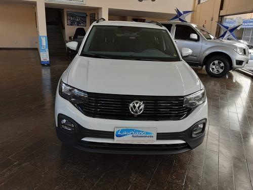 Imagem 1 de 14 de Volkswagen T-cross 1.0 200 Tsi Total Flex Automático