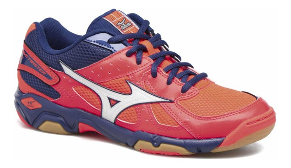 Mizuno Voley Indoor Twister 4 Mujer Voley/handball
