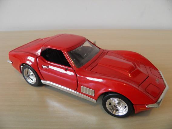 Chevrolet Corvette 1968 Ss 7725 - Escala 1/24 - Sunnyside