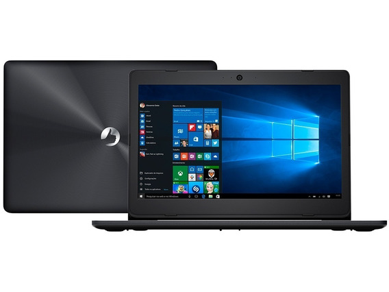 Notebook Positivo N40i Intel Ssd 32gb 4gb Lacrado