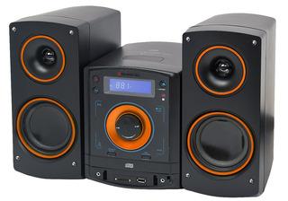 Minicomponente Bluetooth Daihatsu Dm200 Usb Radio Am/fm