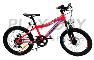 Bicicleta Mountain Bike Raleigh Rowdy Mtb R20 Cuotas
