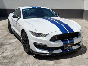 Ford Mustang Shelby Gt350 Blanco 2017