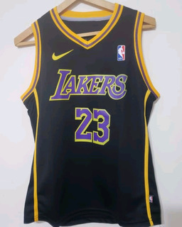 Camiseta Nba Los Angeles Lakers Lebron James Basket