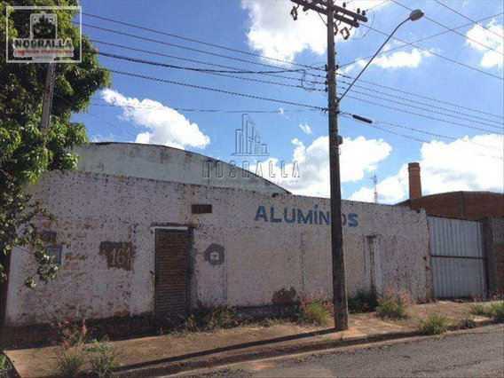 Armazém/barracão, Parque Industrial Carlos Tonnani, Jaboticabal - R$ 300 Mil, Cod: 383000 - A383000