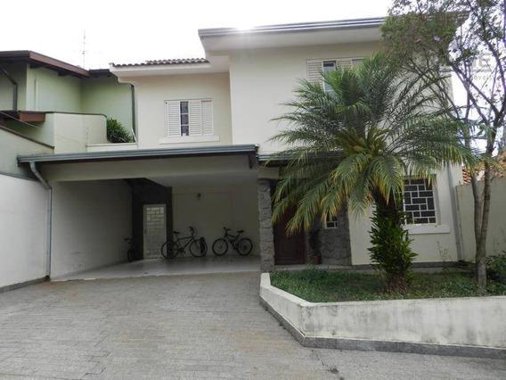 Casa Em Condomínio Fechado - 3 Suítes, 250m² - Ca11600