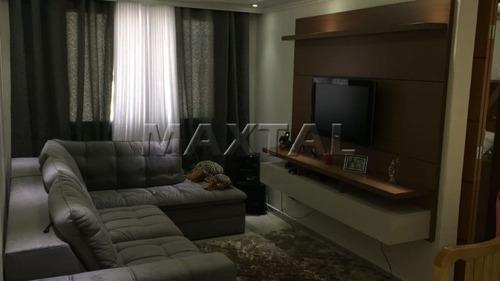 Apartamento Lauzane Paulista Lindo! - Mi80241