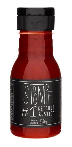 Imagem 1 de 2 de Ketchup #1 Rústico Strumpf 210g