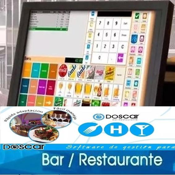Software Restaurantes Gestion Cafeterias Bares Discotecas