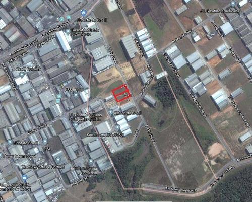 Imagem 1 de 1 de Terreno À Venda, 2760 M² Por R$ 1.436.000,00 - Centro Empresarial De Indaiatuba - Indaiatuba/sp - Te2605