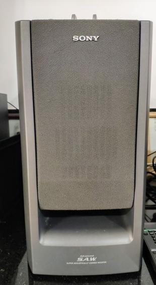 Subwoofer Ativo Sony Sa-w305g - 100% Funcional E Conservado