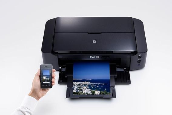 Impressora Fotográfica Jato De Tinta Pixma Ip8710 - Wifi -a3